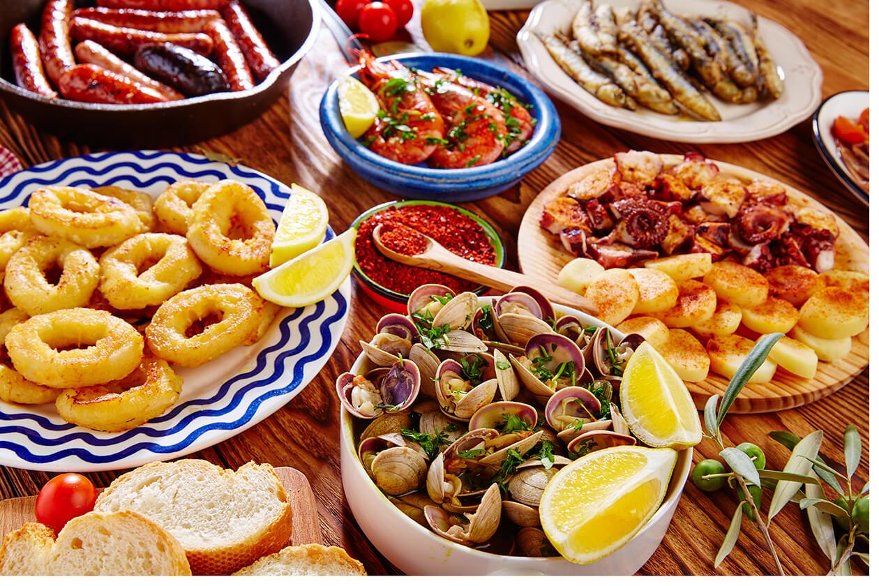 A Culinary Journey through Spain