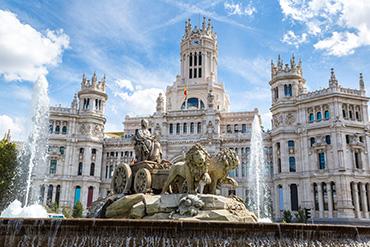 Madrid La Cibeles